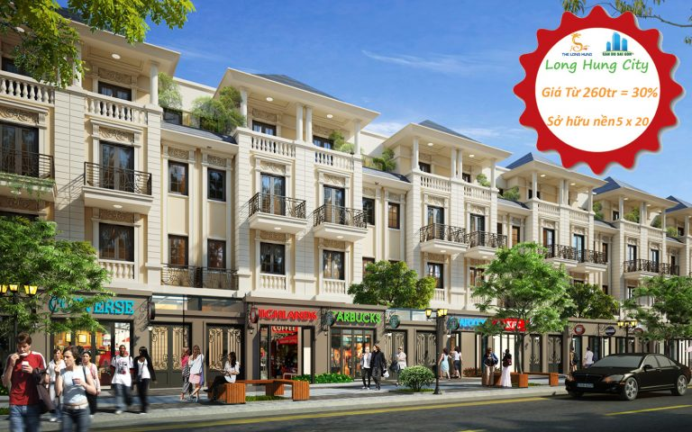 Mở bán khu đô thị Dreamland City Biên Hòa
