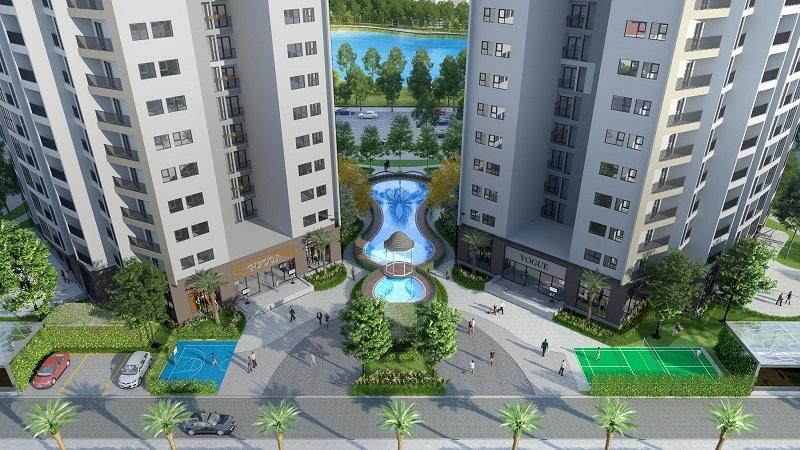 Dự án Le Grand Jardin