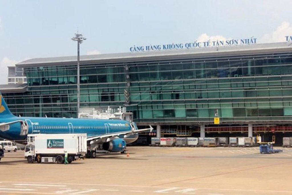 Sân bay tân Sơn Nhất - tiện ích ngoại khu căn hộ SKy Center