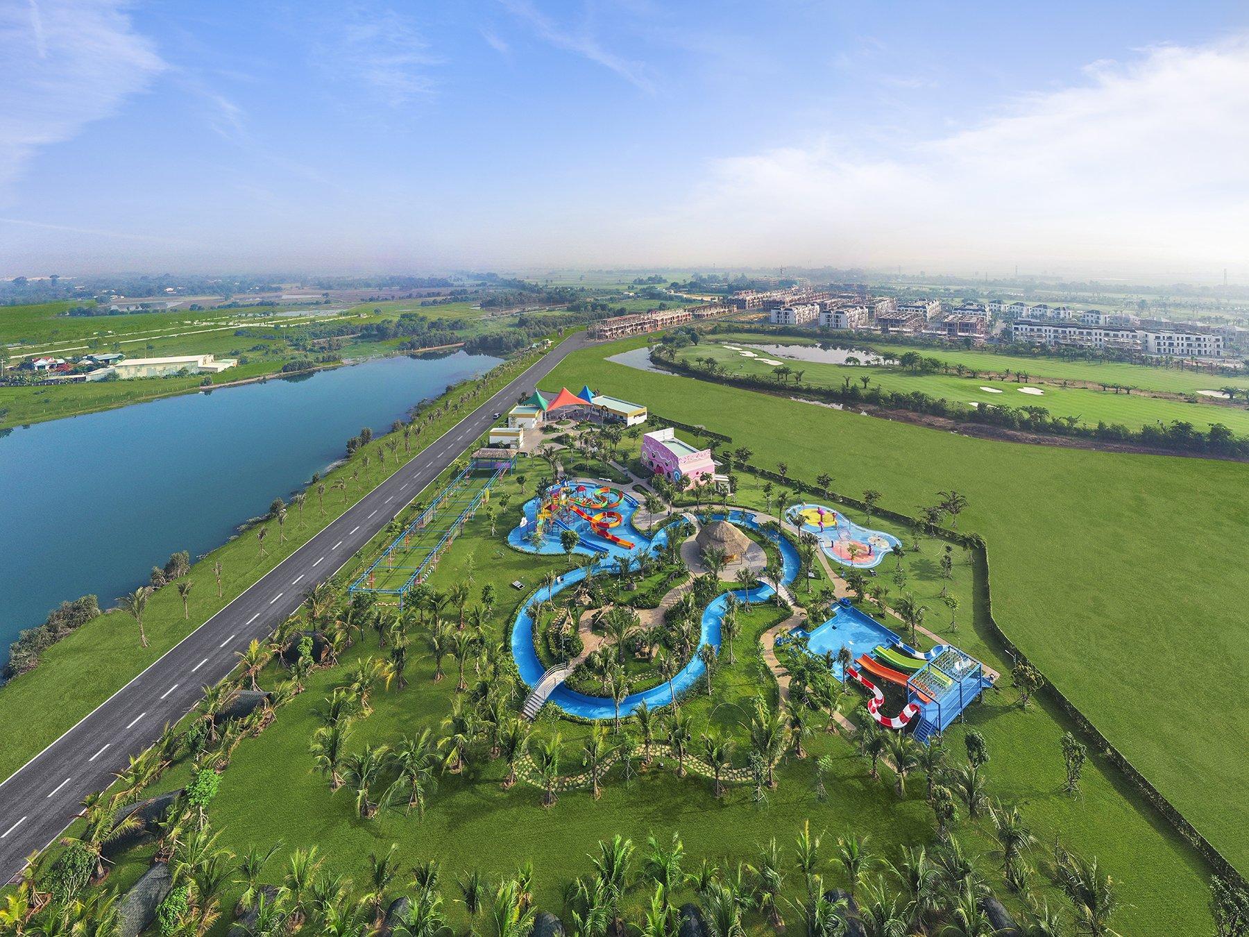 Công viên trẻ em dự án West Lakes Golf & Villas